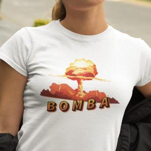 Bomba, zabavna majica