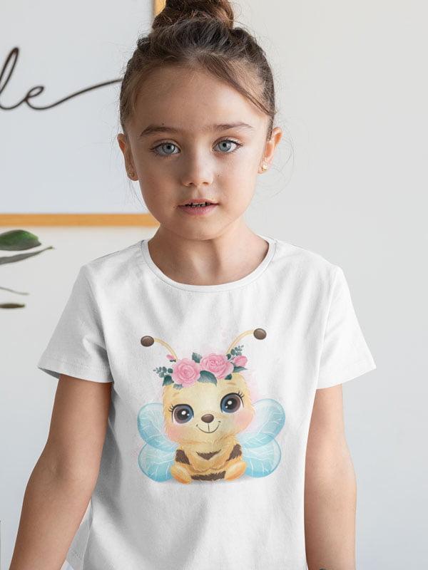 Čebelica, otroška majica