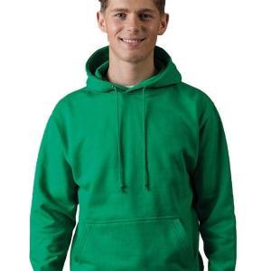 Hoody pulover s kapuco brez tiska