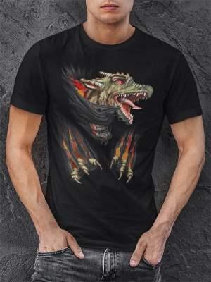 ljubljanski zmaj črna