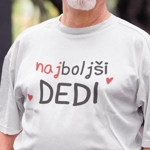 Najboljši dedi, majica za dedija