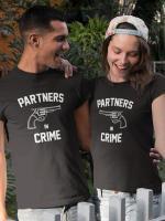 Komplet za pare Partners in crime