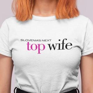 Slovenia's next top wife, majica