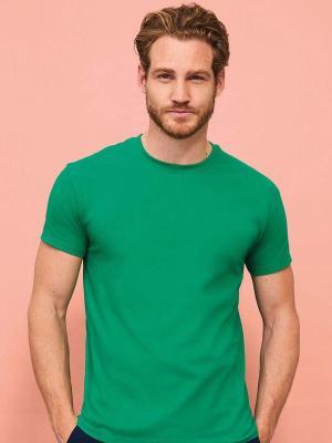 Moška unisex majica brez tiska