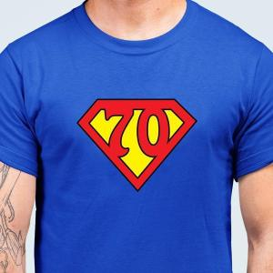 Super 70, SuperMan Majica