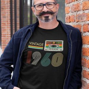Vintage Best of 1960, majica