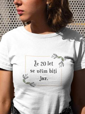 Že 20 let se učim biti Jaz