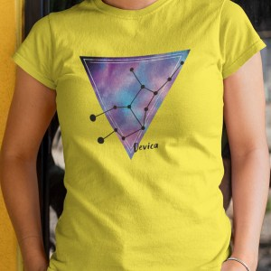 Ženska majica Devica Zodiak