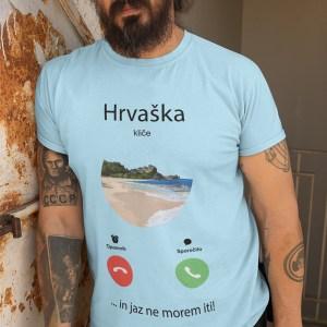 Hrvaška kliče in jaz ne morem iti