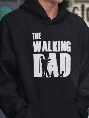 Pulover the walking dad dojenček