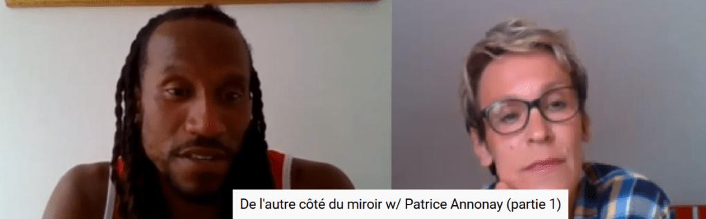 L'autre côté du miroir (Patrice Annonay)