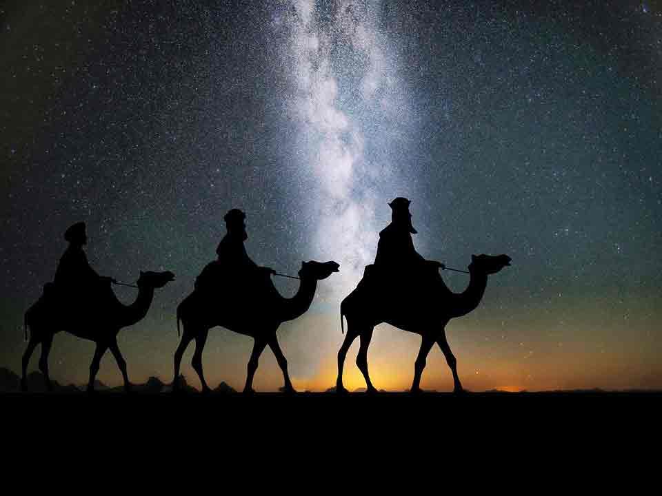 Christmas Eve Mass Times