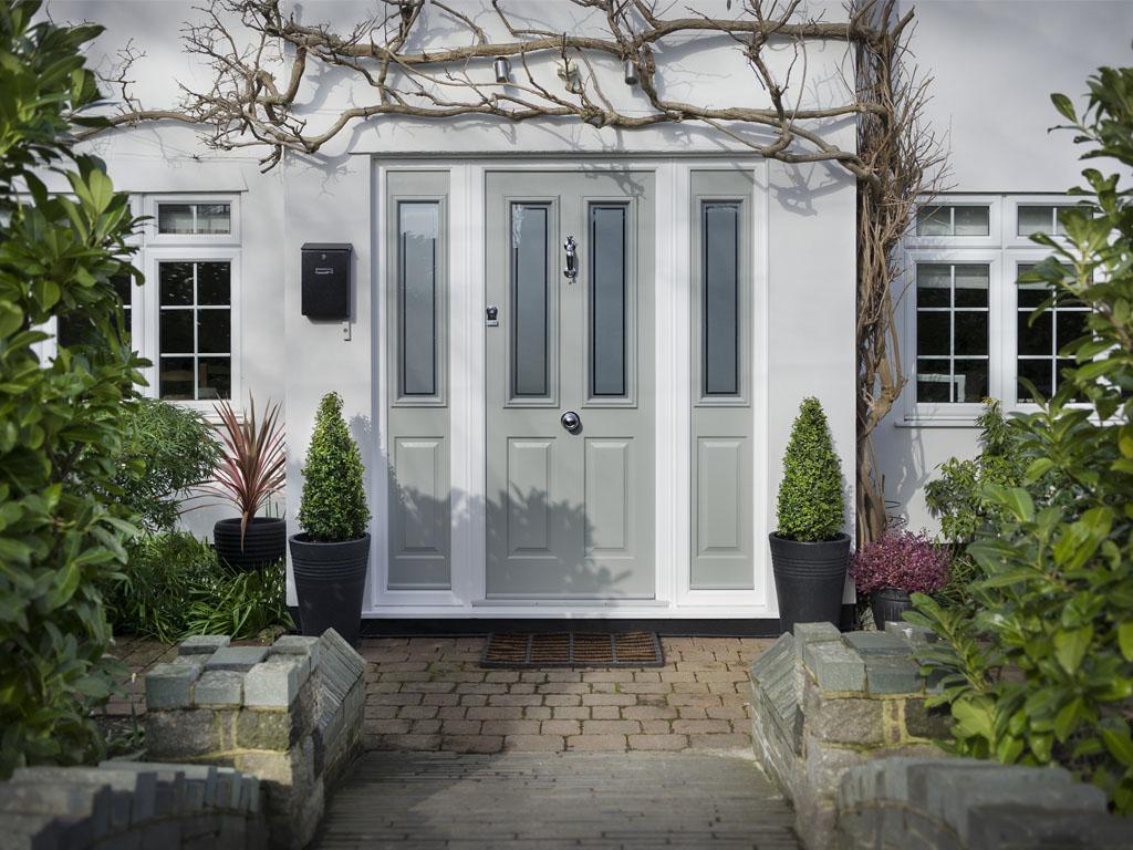 Composite, UPVC & Aluminium Doors