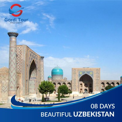 beautiful uzbekistan