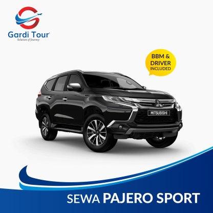 Sewa Mobil Pajero Sport Jakarta