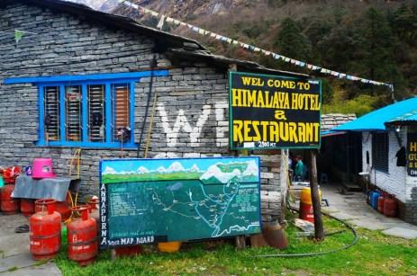 Himalaya Hotel and Restaurant