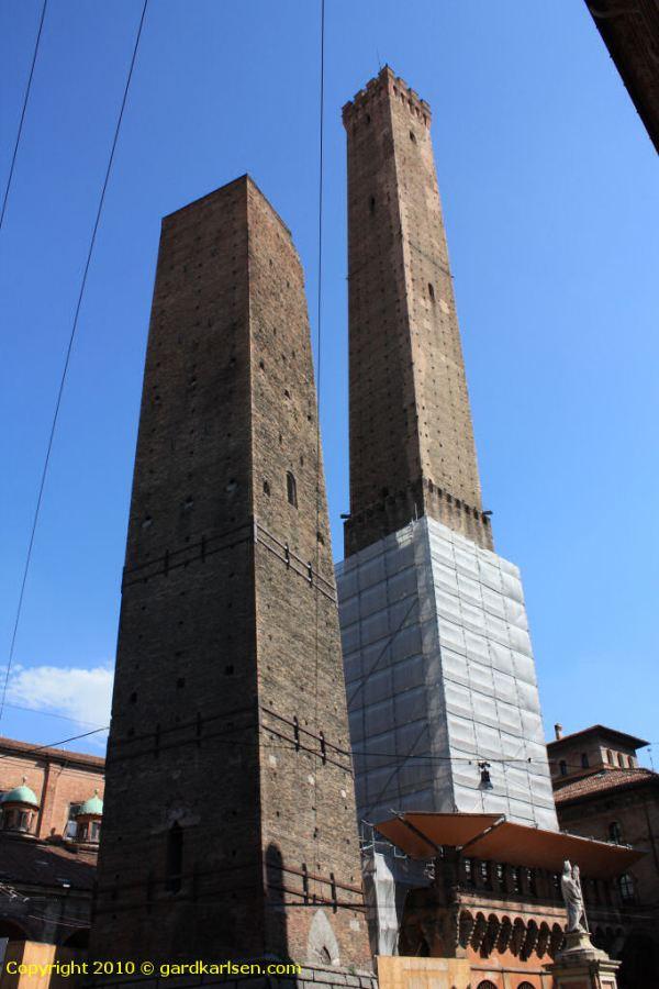 Bologna trip report July 2010