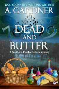 dead and butter cozy mystery
