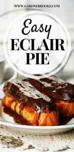 easy eclair pie