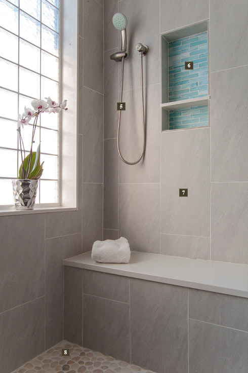inspiration snapshot spalike bath renovation - Bath Renovation