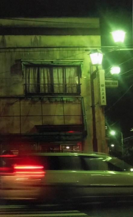 Evening walk, Yanaka 2006