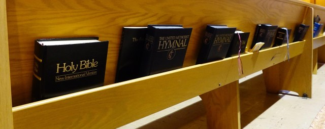 UMC Worship Books