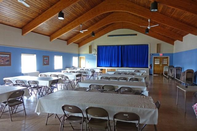 Fellowship Banquet Hall