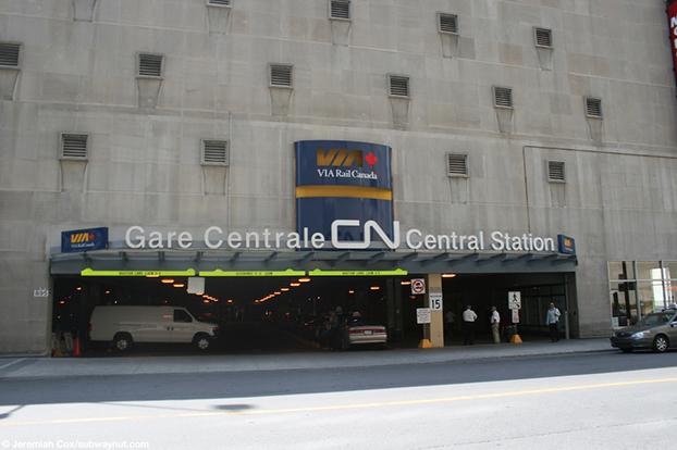 gare centrale de Toronto