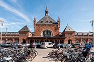 gare centrale de Copenhagen