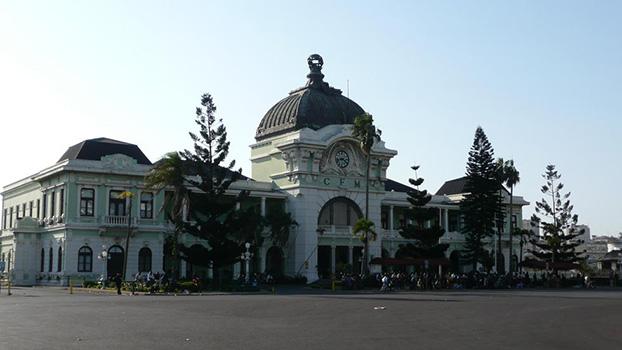 Central Station Maputo