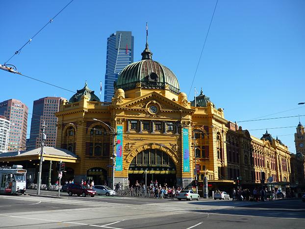 Central Station Melbourne