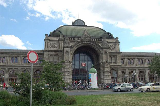Central Station Nuremberg