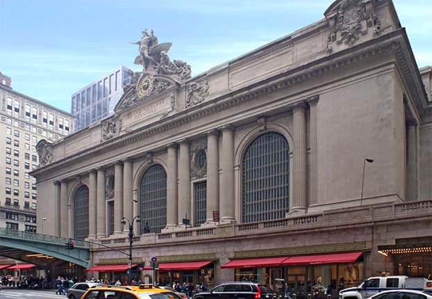 gare centrale de New-York