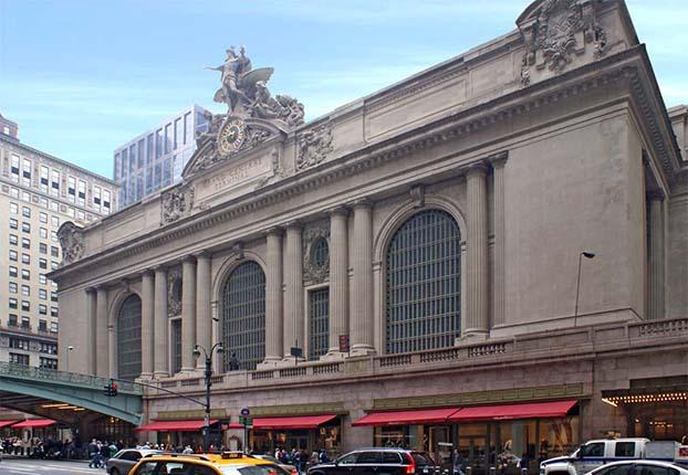 gare centrale de New-York