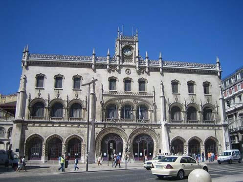 Central Station Rossio