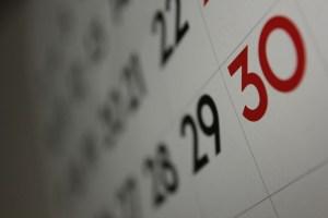 Non-Profit Donor Communications Calendar