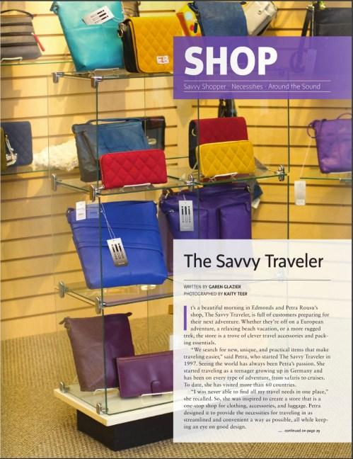 Savvy Traveler