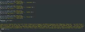 SEO Malware - Magzimus Theme