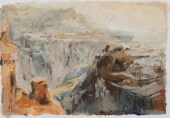 Canyon painting 4