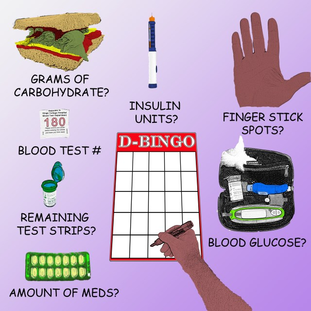 Diabetes Bingo Cartoon 2 May 17 copy