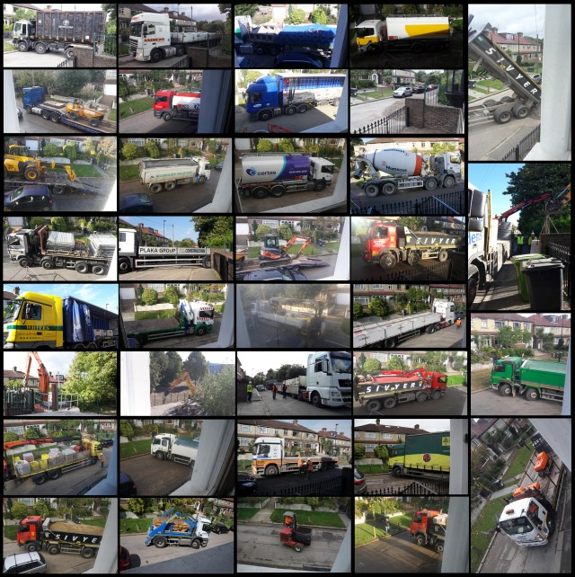 Costain truck montage 28 Sept 17