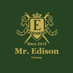 Mr. Edison suit 愛迪生訂製西服
