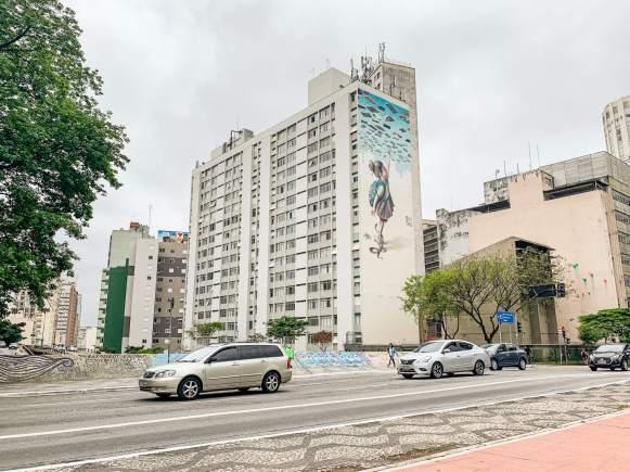 grafite na cidade de sp