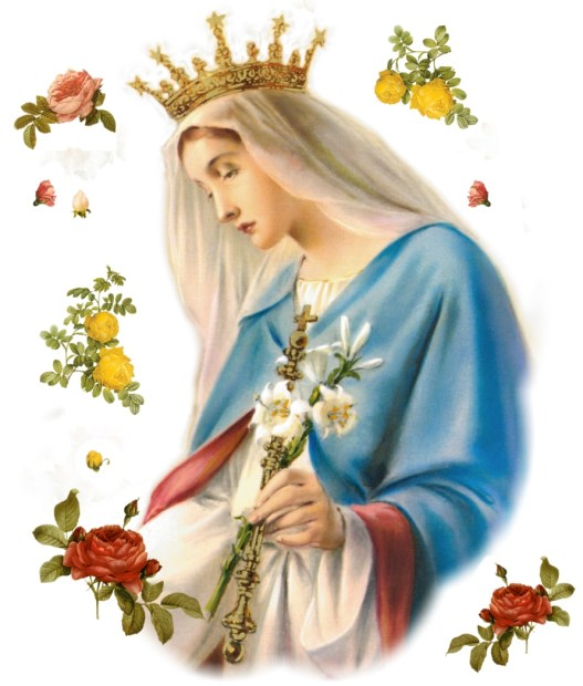 blessed-virgin-mary-with-flowers