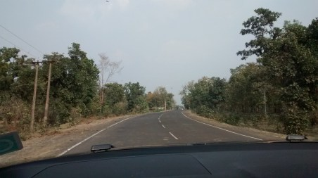 On our way to Saltanpur