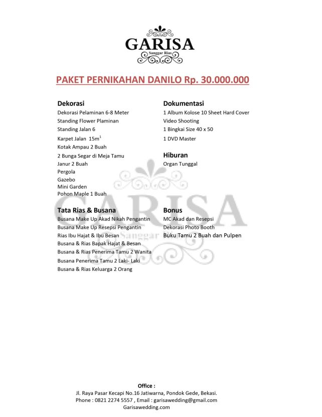 paket-pernikahan-rumah-gedung-aula-jakarta-timur-bekasi-2021