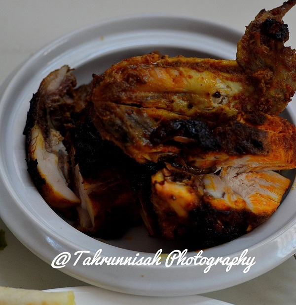 Resepi Ayam Tandoori Mamak Haji