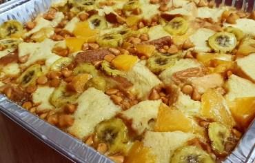 banana-peaches-butterscotch-bread-pudding