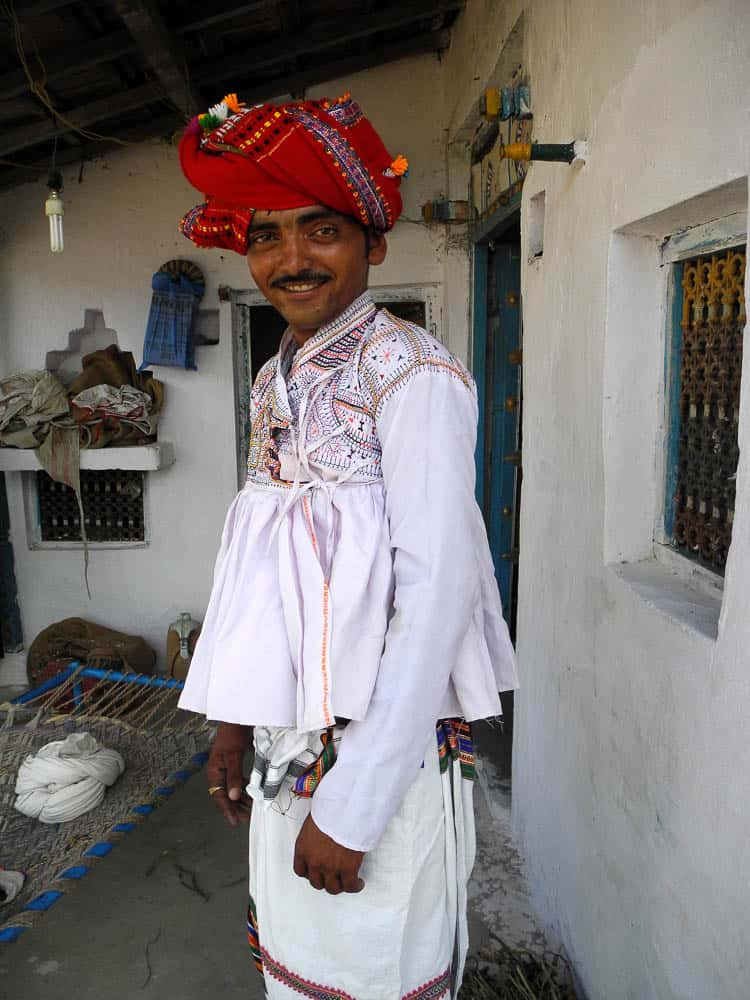 Rabari from Vagad region of Kutch