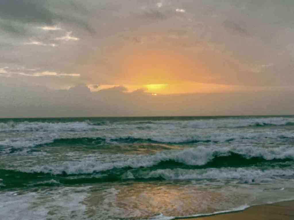 Gopika Nath, Sunset walk
